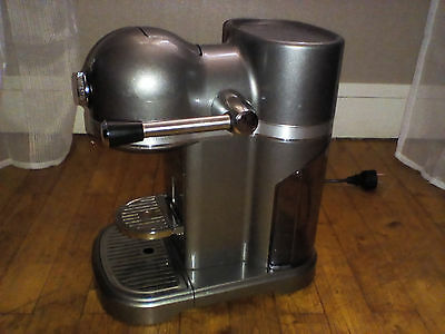 Cafetière KitchenAid Nespresso