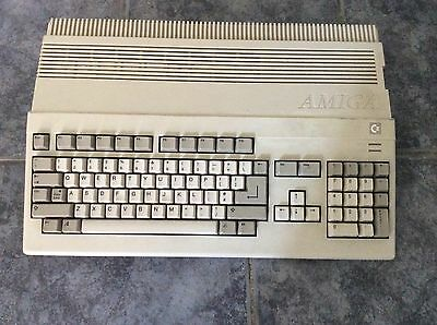 Commodore  Amiga A500 Computer Keyboard Only Free P+P