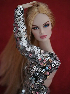 "OOAK Fashion Royalty 12"" Voltage Erin"