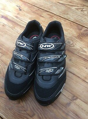 Northwave cycling shoes 46 uk 12
