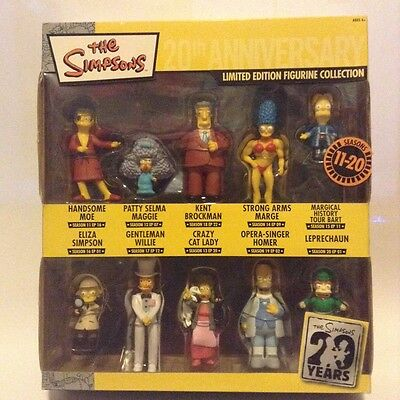 The Simpsons - Limited Figurines Collection [Season 11-20]