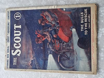 1914 - Boy Scouts Magazine 'the Scout'