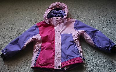 Girls CRANE SPORTS Snow/Ski Jacket aged 6-8 EC