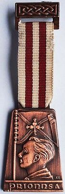 Irish Scout Bronze Medal of Merit Ireland Scouting Eire
