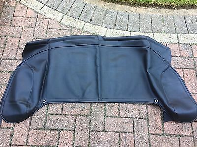 Genuine MG TF Tonneau Cover. Black. Maidstone Kent