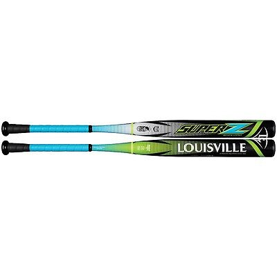 2016 Louisville Slugger Super Z 27oz composite slowpitch softball bat