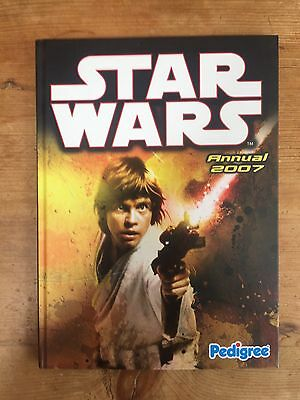 Star Wars Annual 2007 : Hardback - Good Condition