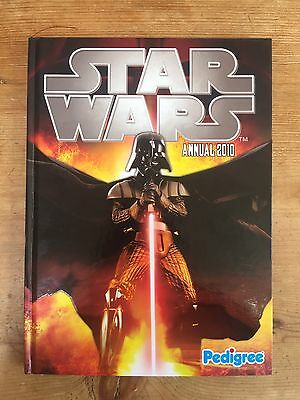 Star Wars Annual 2010 : Hardback - Good Condition