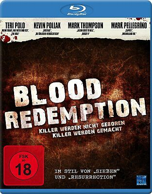 Blood Redemption  Blu-ray/NEU/OVP FSK18