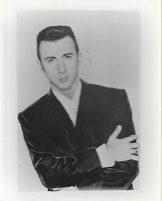 """MARC ALMOND SOFT CELL VERY SCARCE UK 1991 10"""" x 8"""" PROMOTIONAL PUBLICITY PHOTO"""