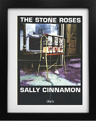 The Stone Roses 'sally cinnamon' print  A3 super quality 300gsm art  paper