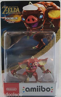 Bokoblin - Zelda Breath of the Wild Series amiibo - Nintendo - AU release NEW
