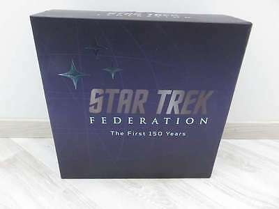 Star Trek Federation - The first 150 Years Deluxe Edition OVP