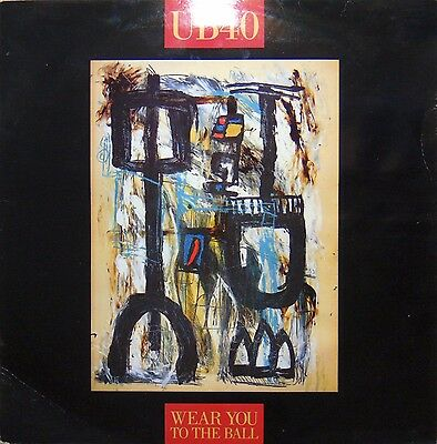 """Ub 40 """"wear You To The Ball"""" 1989 12"""" Single. Ex Cond."""