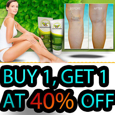 VARICOBOOSTER skin irritation diseases  cream legs  veins tension soothes