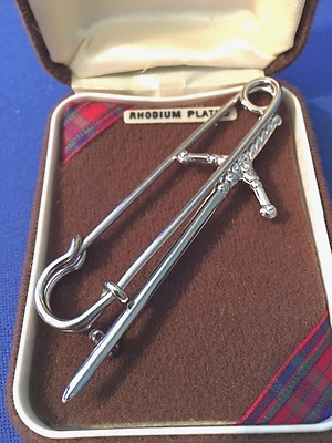 Kilt Pin with Gift Box