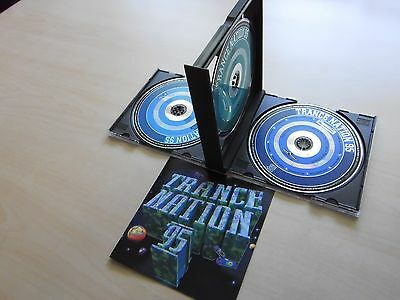 Various - TRANCE NATION 95, 2x CD Compilation 1995