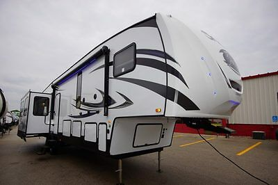 New 2018 Sabre 36Bhq 4 Slide Mid Bunk 5Th Wheel New Floor Plan Must See