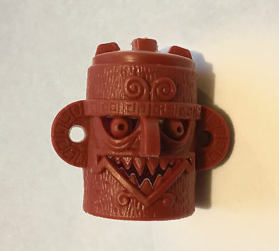R&l 1972 Cereal Toy ~ Totem Tribe, Jug Ears ~ Brown, Aussie Kelloggs
