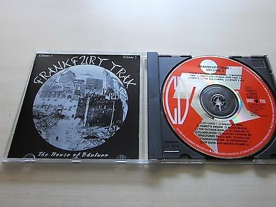 Various - FRANKFURT TRAX, Volume 3, The House of Phuture, CD Album 1992