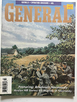 The Avalon Hill General Magazine - Volume 29 Issue 3