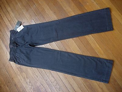 Nwt Jag Relaxed Fit Newport Pant Cotton/linen Blend Comfort Pants Size 2