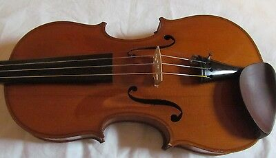 Very fine FRENCH violin by J.B.COLLIN MEZIN, 1904