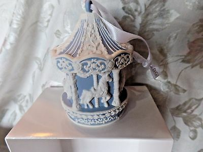Wedgwood Baby's First Carousel Ornament 2015 Boy Girl YOU Choose New in Box