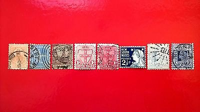 1888- 96 .. New South Wales  Queen Victoria selection