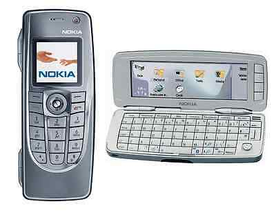 ☆☆☆ NOKIA 9300 Communicator ☆ Handy Dummy Attrappe ☆ Not real mobile phone! ☆☆☆