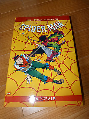 Integrale Panini SPIDER-MAN 1966 occasion TBE