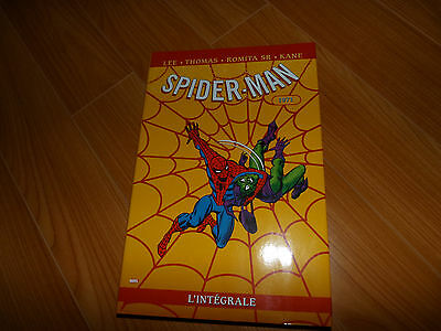 Integrale Panini SPIDER-MAN 1971 occasion TBE