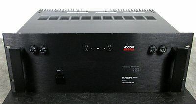 ADCOM GFA-555 PRO High Current Power Amplifier 200W/CH @ 8-OHM