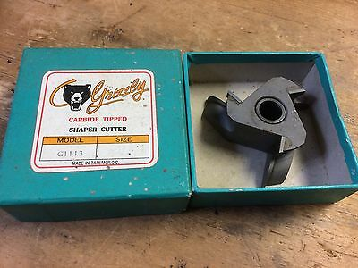 Grizzly Carbide tipped shaper cutter - Model G1113