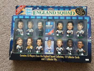 Corinthian 12 Player 1995 england Squad Hp13 6ls complete