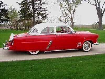 1952 Ford Mainline Like New Lady Luck One and ONLY appraised over $ 25,000.00