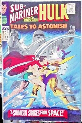 Tales To Astonish # 88, Nice Entry Level Copy.
