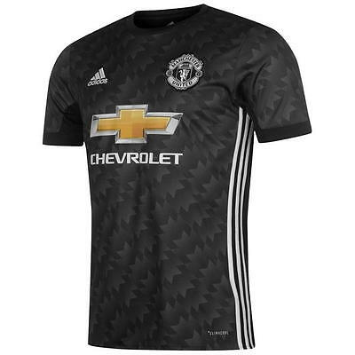 MANCHESTER UNITED AWAY 2017/2018 100% genuine with tags and hologram