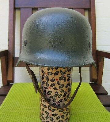 Genuine WW2 German Helmet. Stahlheim M40.