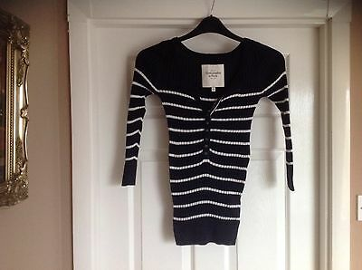 Women's Abercrombie & Fitch Stretch Jumper Size Medium