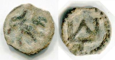 (9988)Chach, Unknown ruler 7-8 Ct AD, Sh&K #249