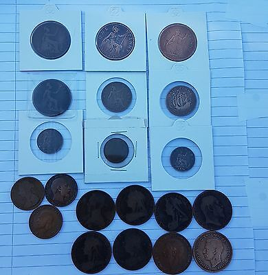 ☆☆Various Old Coins☆☆