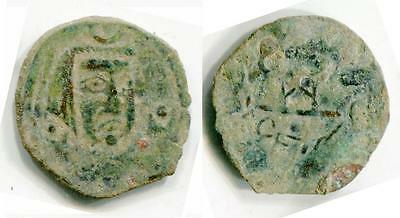 (9696)Chach, Unknown ruler 7-8 Ct AD, Sh&K #98