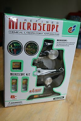 Children's Microscope Kit Chemical Lab Apparatus for experiments
