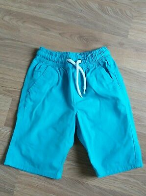 Next boys blue shorts 7 years very good condition