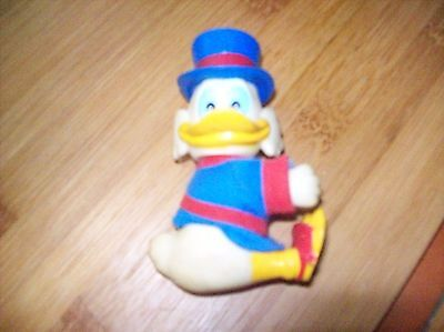 Donald Duck Disney Toy Vintage Cling On 4""