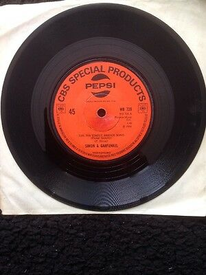 Simon & Garfunkel - The 59th St Bridge Song / Tremeloes - Here Comes My Baby 7""