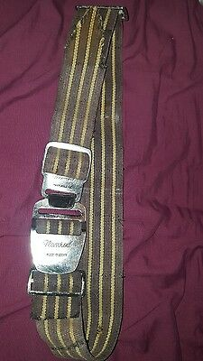 Vintage nemrod diving weight belt