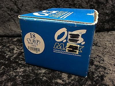 O.S. Engines MAX 18CV-R (P) w/11G Carb 2-stroke 3.0cc Engine (OSMG2100,11874)