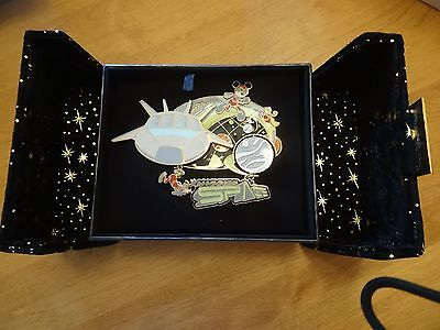 Disney E ticket LE 500 Jumbo Boxed Pin Mission Space